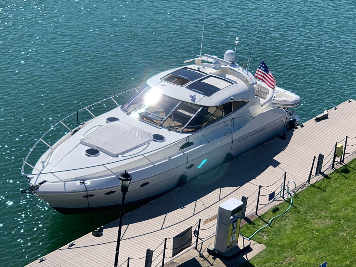 Imagine Yacht Charters Luxury NYC Yacht Rental
