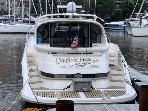 Unique NYC Yacht Team Building Venue